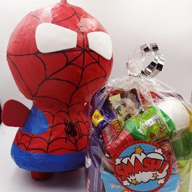 Piñata Mini Spider Man