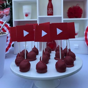 Cake Pops You Tube