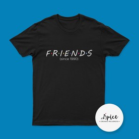 Playera FRIENDS
