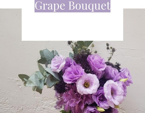 Grape Bouquet