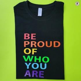 Playera Orgullo / Be Proud of who you are