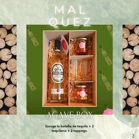 Regalo M. Alquez GiftBox- Agave Box