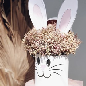 Rabbit Box (Caja de flores)