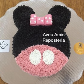 Pastel Minnie Mouse