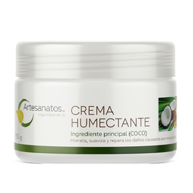 CREMA HUMECTANTE COCO 100 GR.