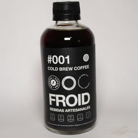 #001 COLD BREW COFFEE 295mL