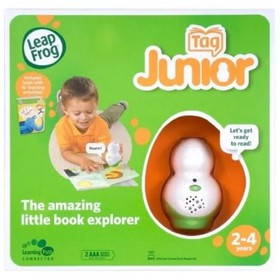 LECTOR TAG JUNIOR by LEAP FROG - color ROSA