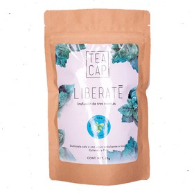 TEA CAP Té Tres Mentas bolsa biodegradable 30 g