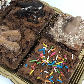 Brownies con Toppings