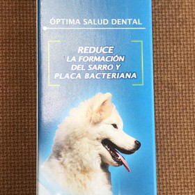 "Pasta dental para perro ""Fancy Pets"""