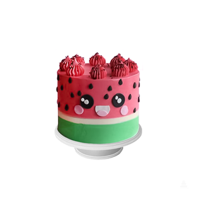 Kawaii Watermelon pastel sandía