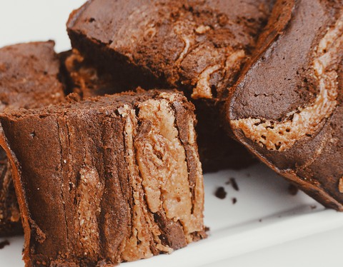 Brownies Almond Butter KETO
