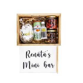 Regalo Personalizado - Mini Bar