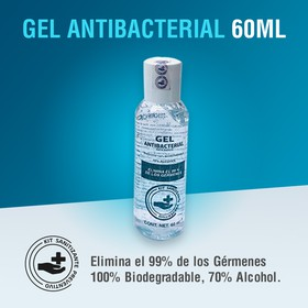 Gel Antibacterial 60 ml