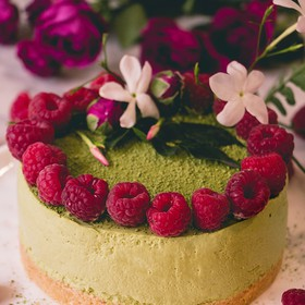 Keto Cheesecake de Matcha-_Summer sale 10%