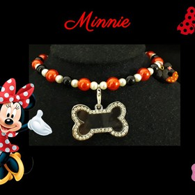 Collar Minnie