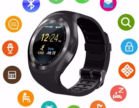 SMARTWATCH Y1 EDITION SPORT