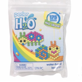 Perler h2O ladybug and snail activity kit