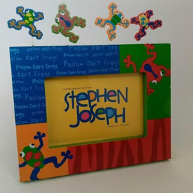 ANIMALS PICTURE FRAME by STEPHEN JOSEPH