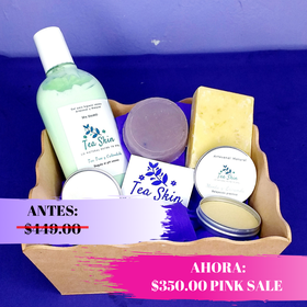 Kit Antiestrés PINK SALE