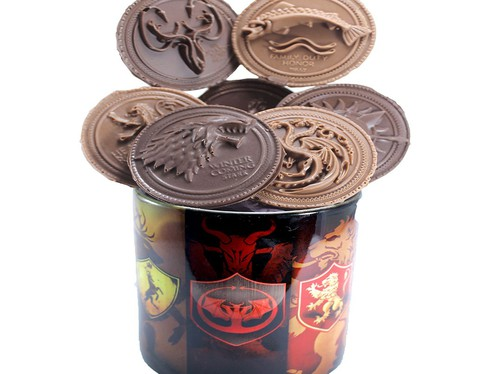 Game of Thrones chocolate