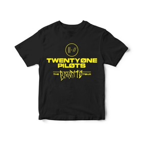 "Playera ""The Bandito Tour-Twenty One Pilots"""