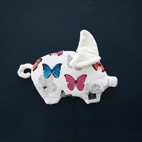 Piglet Pillow    (Butterfly)