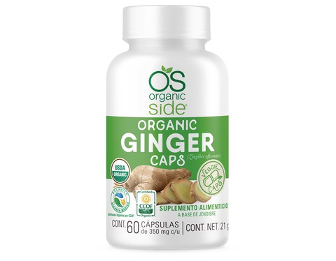 Ginger 60 caps