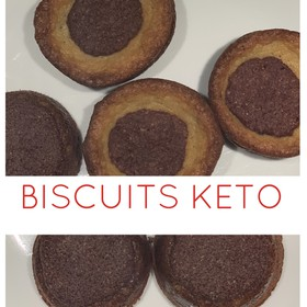 Biscuits Keto