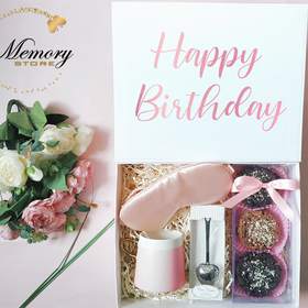 Giftbox Delicious Moment Regalo personalizado Ella