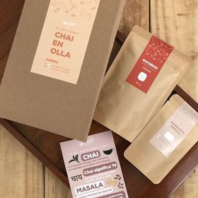 TEA BOX - SAMPLER CHAI DE OLLA