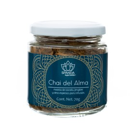 Chai del Alma (70g)  / Infusión herbal