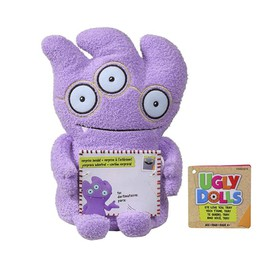 Ugly doll peluche tray