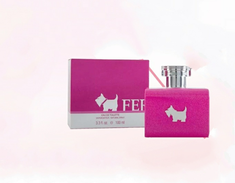 Ferrioni Terrier Collection PINK