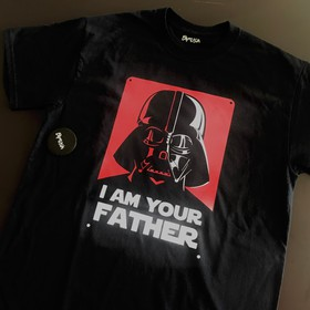 PLAYERA I AM YOUR FATHER