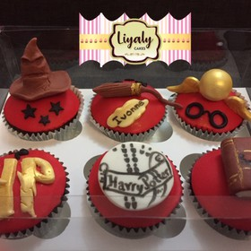 Cupcakes Harry Potter