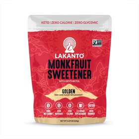 Lakanto Golden Monk Fruit- Fruto del monje 235 gr.