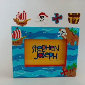 PIRATE PICTURE FRAME by STEPHEN JOSEPH