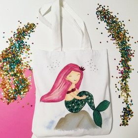 "Tote Bag ""little Mermaid """