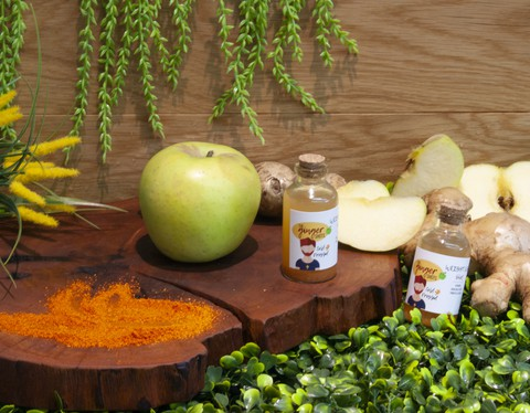 Shots de Jengibre WEIGHT LOSS (Cold Pressed)