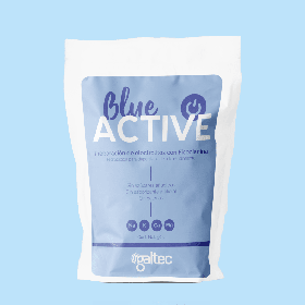 Blue active electrolitos