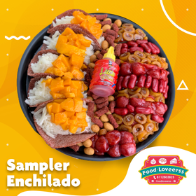 Sampler enchilado