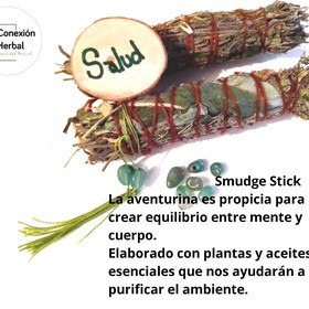 Incienso Herbal / Salud