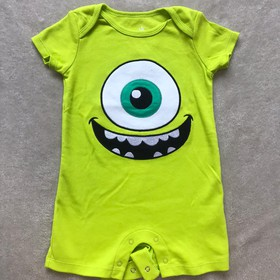 Body Monsters Inc. 12M Disney Baby
