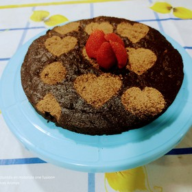 Pan de Chocolate Keto