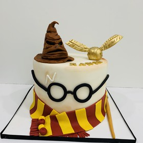 Pastel Harry Potter 15 cm