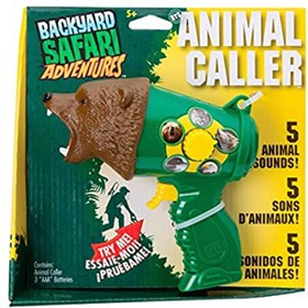 ANIMAL CALLER by BACKYARD SAFARI ADVENTURES
