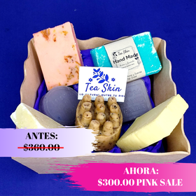 Kit Clean Skin PINK SALE