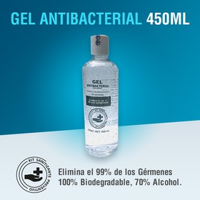 Gel Antibacterial 450ml