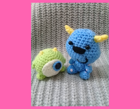 Mini Sully y Wasausky